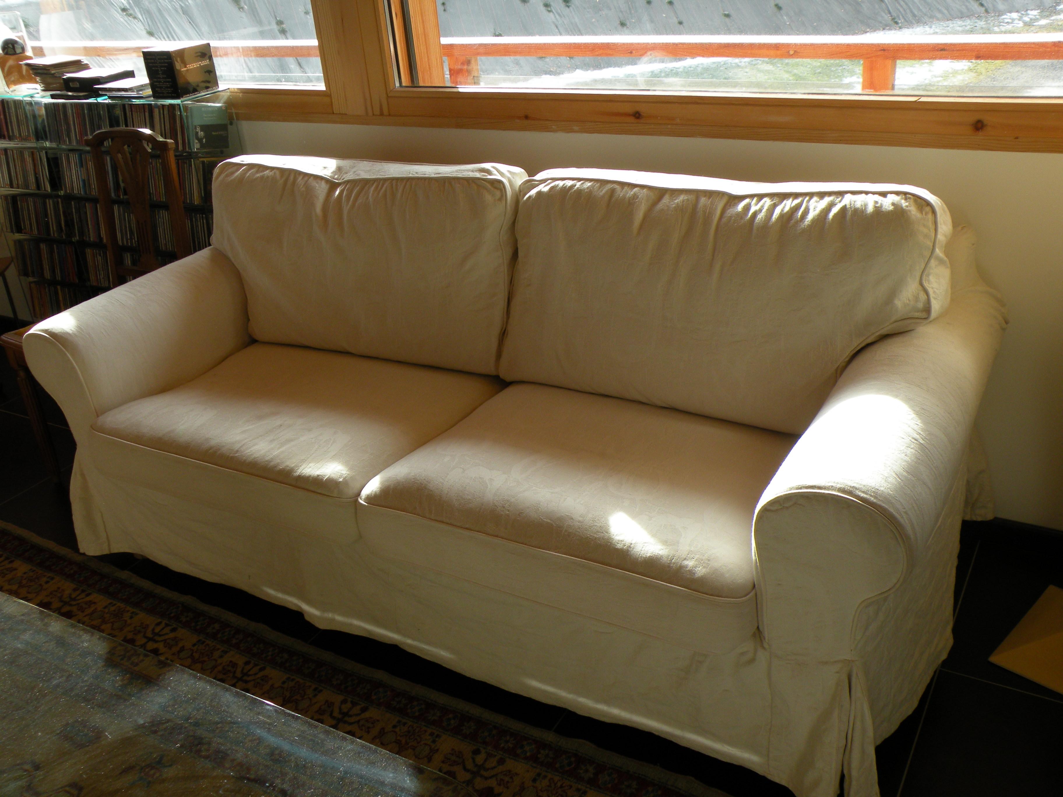 canap entirement dhoussable et lavable finest canape rouge dehoussable with canap entirement. Black Bedroom Furniture Sets. Home Design Ideas